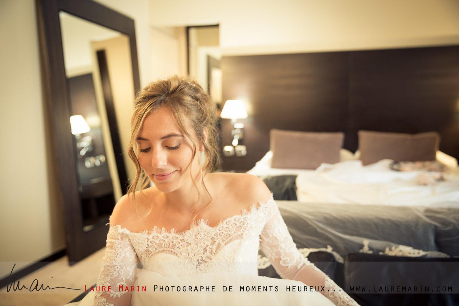 © Laure Marin Photographe Mariage Préparatifs Mariée_2159