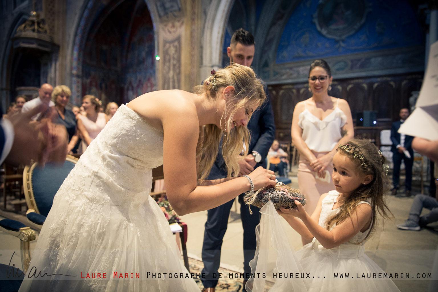 © Laure Marin Photographe Mariage Cérémonie Religieuse_2865