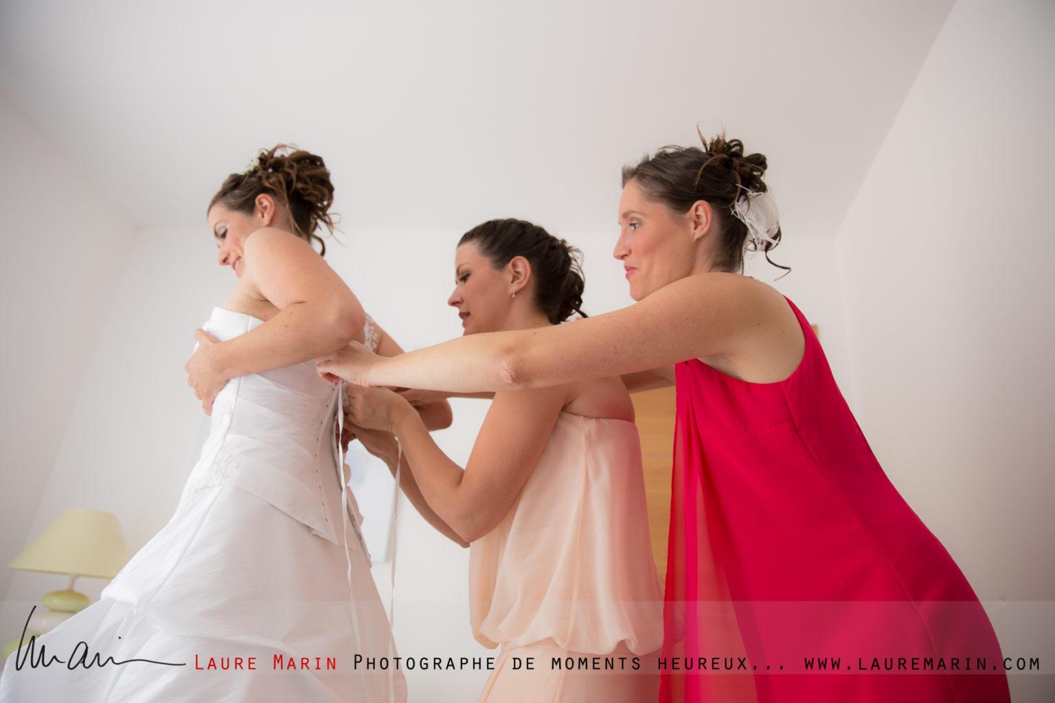 © Laure Marin Photographe Mariage Préparatifs Mariée_4006