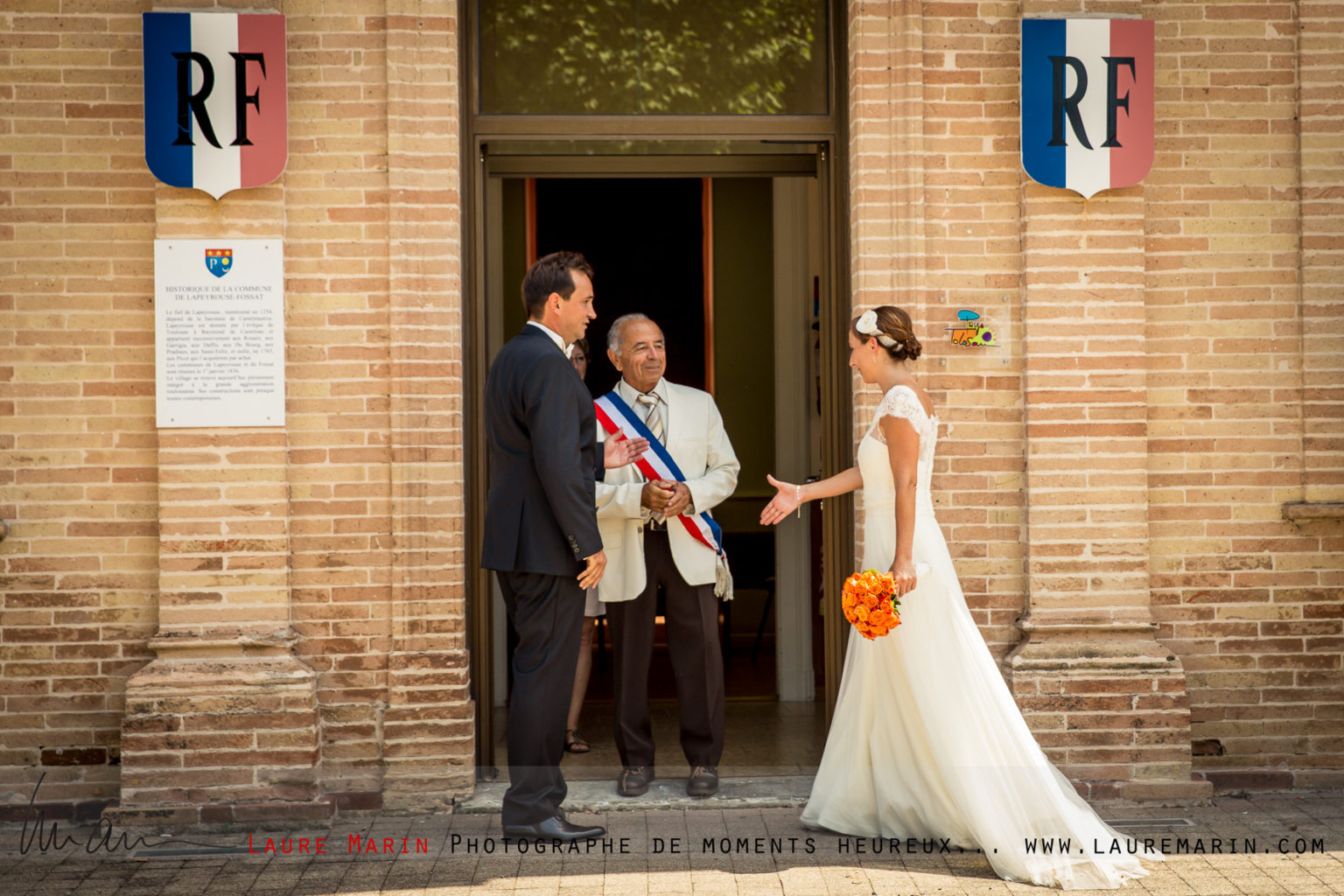 © Laure Marin Photographe Mariage Mairie_5889